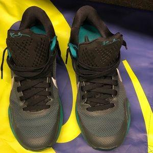 Men's Nike Kobe X Blue Lagoon Tech Fleece Max 270